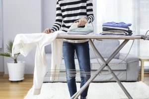 How To Close An Ironing Board (Or Fix A Stuck One)