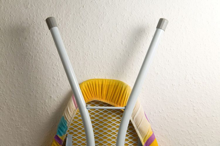 Where to Store Your Ironing Board