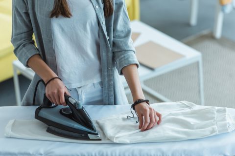 iron-a-way ironing center review